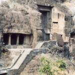 ajanta ellora caves near aurangabad in maharashtra