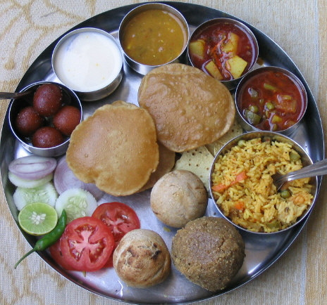A peek into rajasthani cuisine - Different indian cuisines ...
