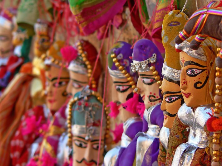 A Peek Into Rajasthani Handicrafts