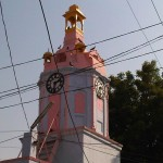 Ghantaghar at Rajgarh - A Major Landmark in the Town
