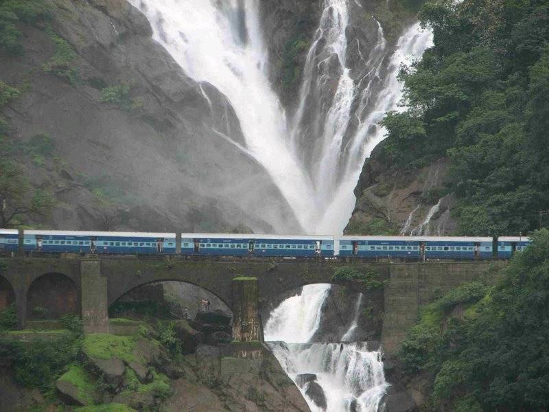 Five Prominent Waterfalls In India