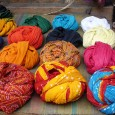 The bright, colorful turbans worn by the men in Rajasthan make for a captivating sight. Known as pagdis in local tongues, these turbans reflect the wearers cast, culture and profession....