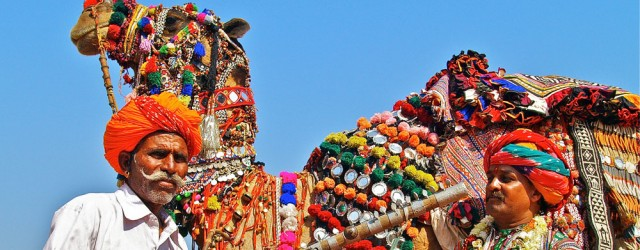 The Pushkar camel fair is one of the world's biggest camel fairs. Over 50,000 camels are bought and sold in Pushkar, a tiny desert town of Rajasthan, during the annual...