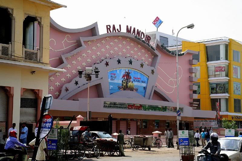 The Legendary Raj Mandir Cinema Jaipur