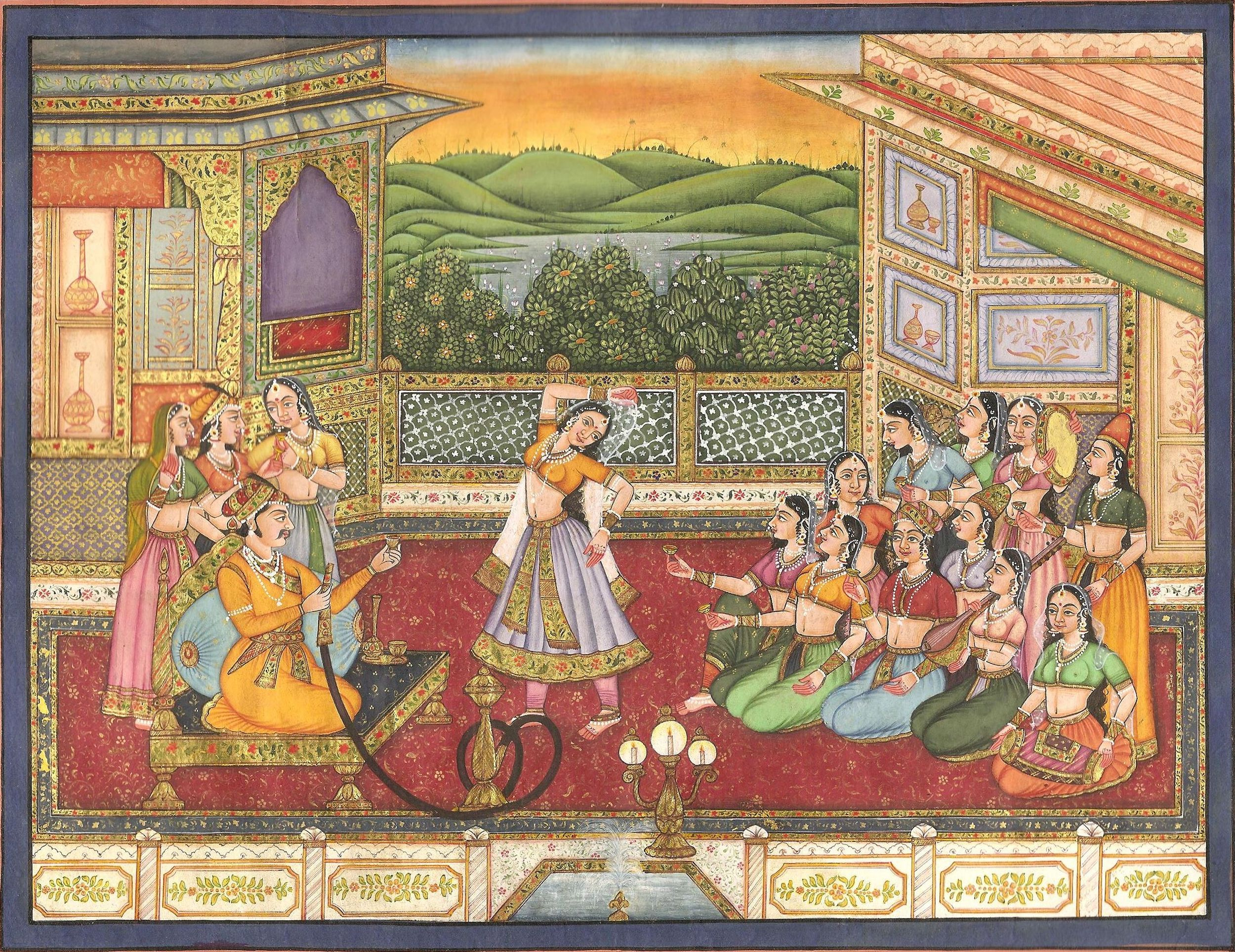 The miniature painting art form is famed across the world but in the Asian subcontinent art historians consider Rajasthan to be one of its cultural centres. Historians believe the Mughals […]