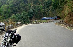 bike ride darjeeling