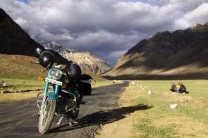bike trip ladakh