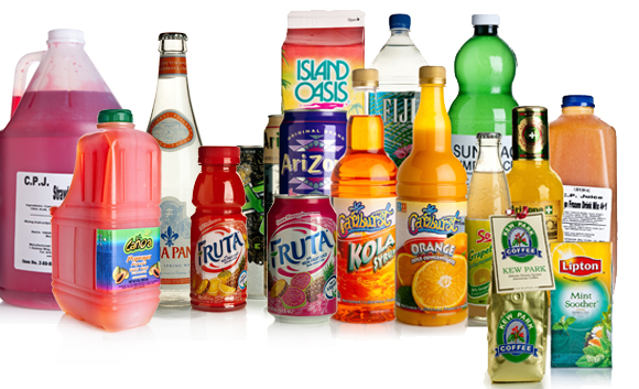Are Soft Drinks High In Sodium