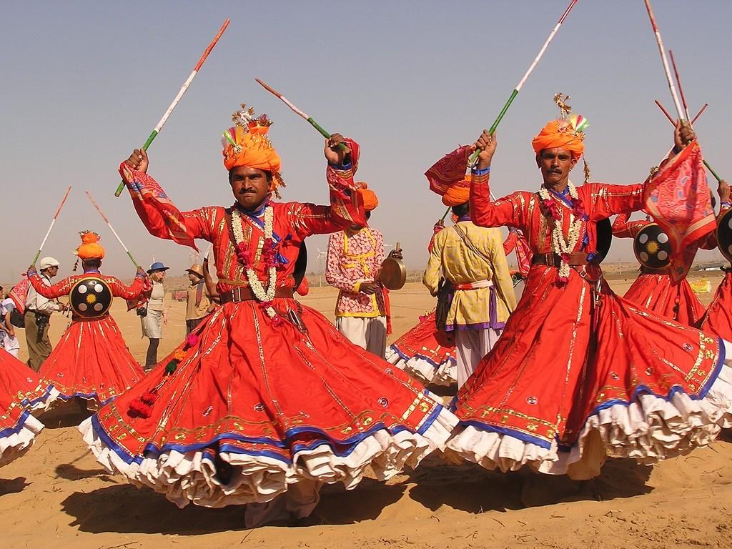 Folk dance & music!