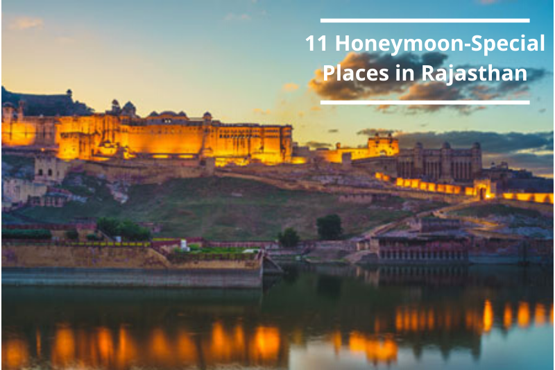 places in rajathan for honeymoon