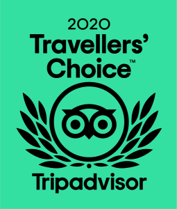 Traveller's Choice Award 2020
