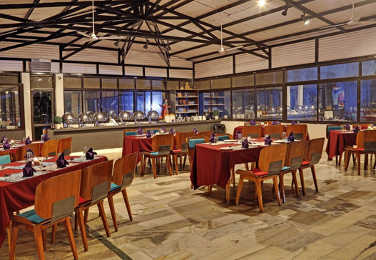 Restaurant at Kumbhalgarh – Mana Hotels