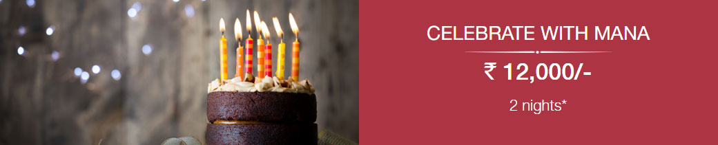 Celebrate with Mana Hotels