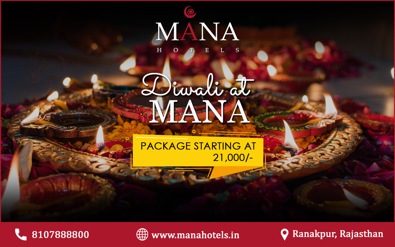 Diwali offers at ManaHotels