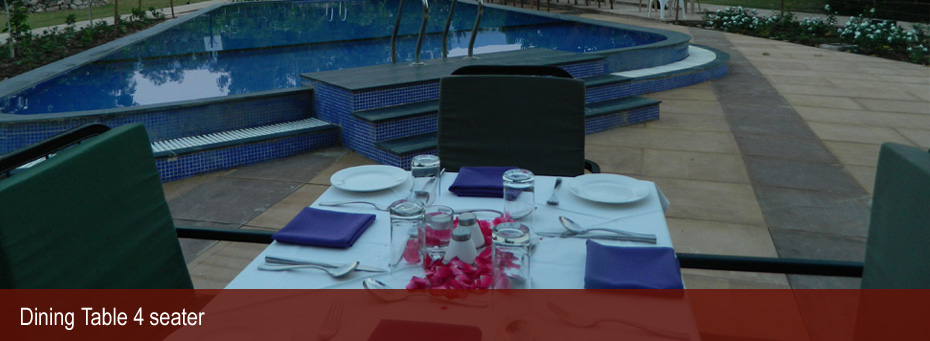 Private Dining in Ranakpur