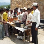 Janmashtmi Feast at Ranakpur