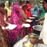 Janmashtmi Feast at Ranakpur2